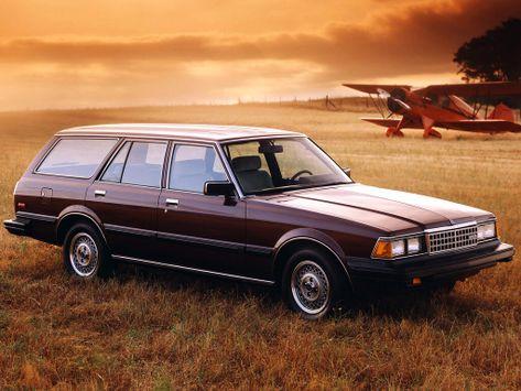 Toyota Cressida (X60) 08.1982 - 07.1984