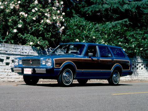 Toyota Cressida (X30) 12.1976 - 08.1980