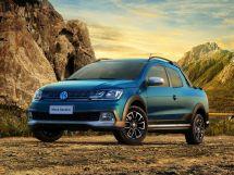 Volkswagen Saveiro 2-й рестайлинг 2016, пикап, 2 поколение, G5