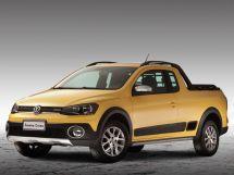 Volkswagen Saveiro рестайлинг 2013, пикап, 2 поколение, G5