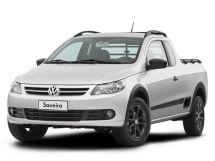 Volkswagen Saveiro 2009, пикап, 2 поколение, G5