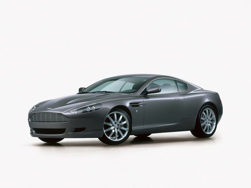 Aston Martin DB9 2003 - 2008