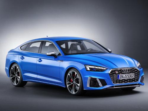 Audi S5 2019