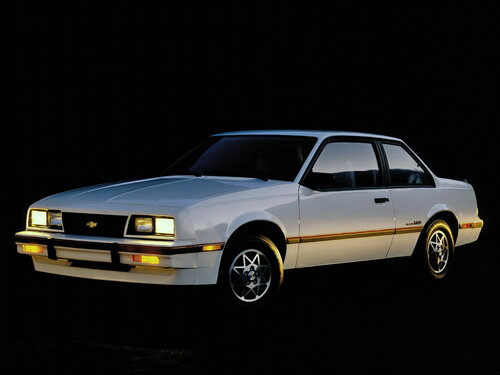 Chevrolet Cavalier 1981 - 1987