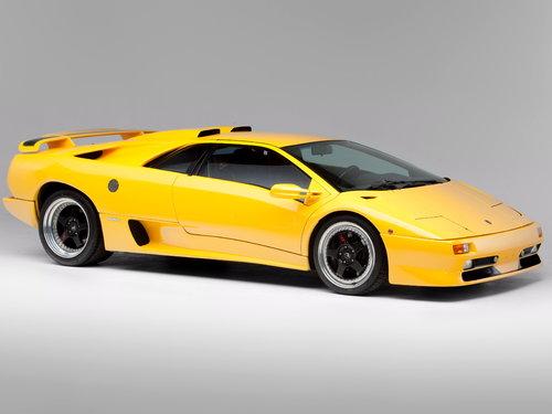 Lamborghini Diablo 1990 - 1998