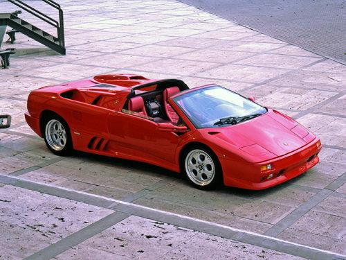 Lamborghini Diablo 1995 - 1998