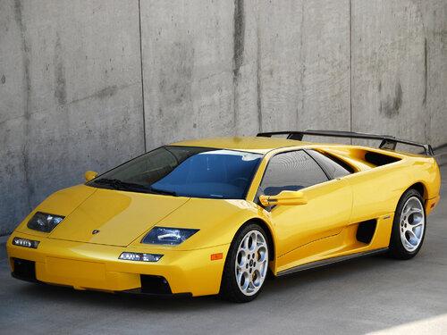 Lamborghini Diablo 2000 - 2001