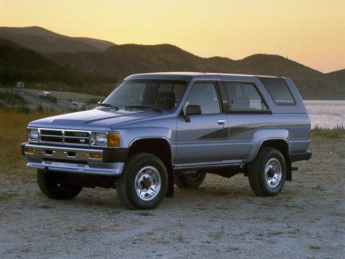 Toyota 4Runner 1985 - 1989