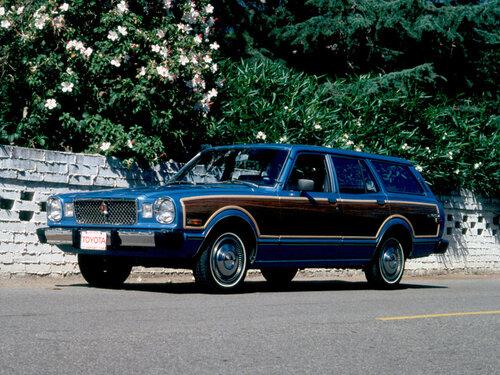 Toyota Cressida 1976 - 1980