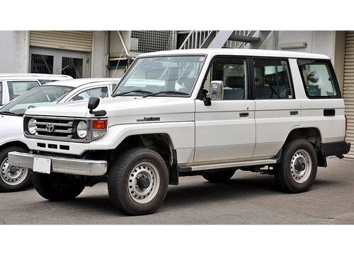 Toyota Land Cruiser 1990 - 1996
