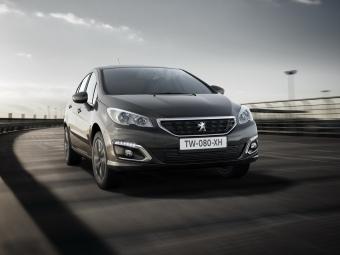 Предложение месяца на Peugeot 408