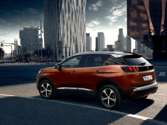 Специальное предложение на Peugeot 3008
