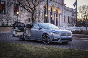 Lincoln «убьет» флагманский седан Continental