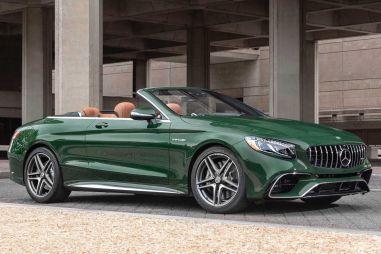 Mercedes-Benz готов красить автомобили в цвета конкурентов