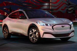Ford опубликовал официальные характеристики Mustang Mach-E. И он оказался мощнее, чем ожидалось