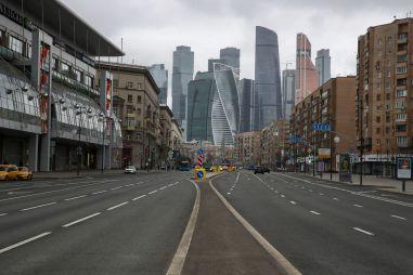 В ГИБДД сообщили о резком снижении количества ДТП в России во время пандемии