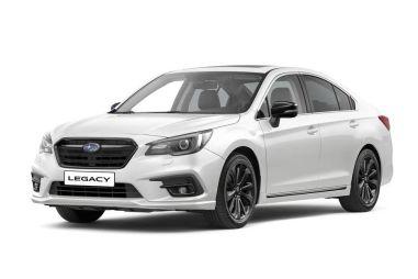 Subaru Legacy с концами уходит с российского рынка