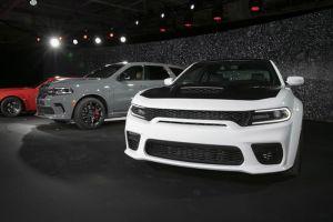 У двух моделей Dodge появились супермощные модификации