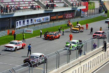 Автоспорт в Подмосковье: анонс на 4 июля