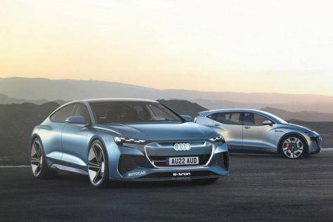 Audi ведет разработку нового электрического спорткара