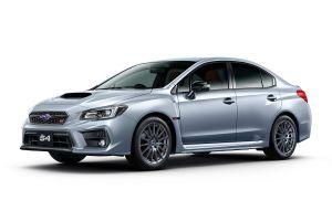 Subaru слегка обновила мощный седан WRX S4