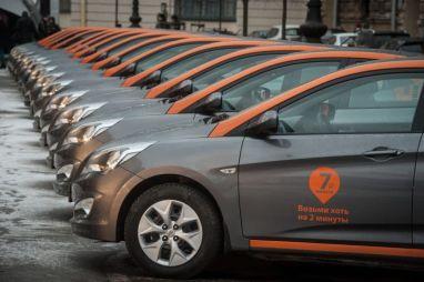 Правительство поможет каршерингу купить 14 тысяч новых машин