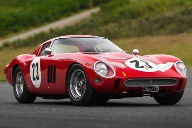 Ferrari потеряла права на дизайн своей легендарной модели