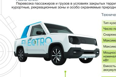 Какие электромобили разрабатывают белорусы: список и характеристики
