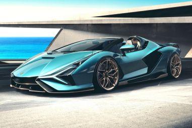 Lamborghini представила новый родстер, который уже нельзя купить