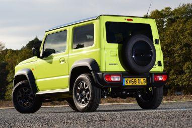 Suzuki Jimny покидает Европу: он оказался слишком «грязным»