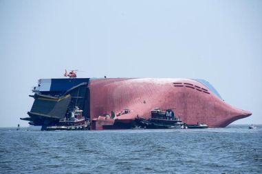Затонувшее судно с 4 тысячами Hyundai и Kia распилят на металл вместе с машинами