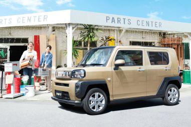 Спрос на новый Daihatsu Taft в пять раз превысил ожидания