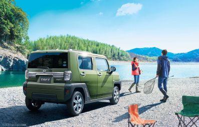 Daihatsu оказалась неготова к ошеломительному спросу на новый Taft