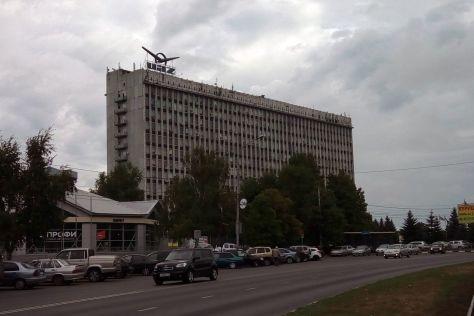 УАЗ продал под офисы собственную штаб-квартиру