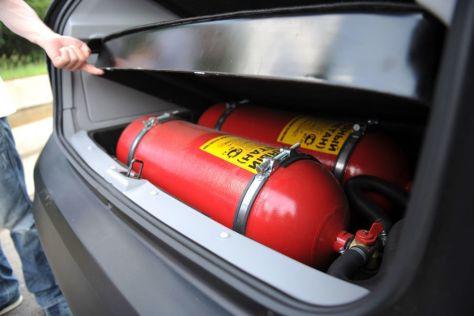 Программа льготного перевода авто на газ может быть расширена на всю страну