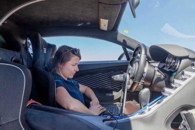Кондиционер в автомобилях Bugatti способен охладить типичную трехкомнатную квартиру