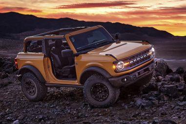 Ford наконец представил Bronco, претендующий на звание лучшего внедорожника