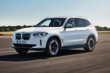 Представлен первый электрический кроссовер BMW — iX3, и он «дальнобойнее» Mercedes-Benz EQC