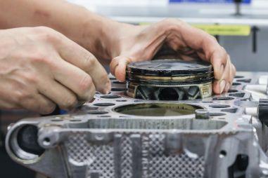 Распечатанные на 3D-принтере поршни позволили Порше увеличить мощность на 30 л.с.