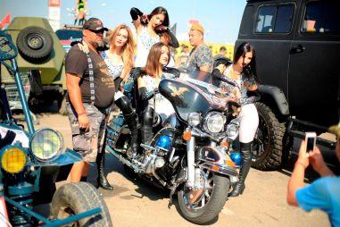 Популярность мотоциклов в России выросла на треть за последние пять лет