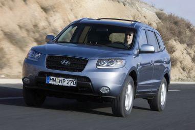 Hyundai отзывает в России почти 19 тысяч кроссоверов: подвела ABS