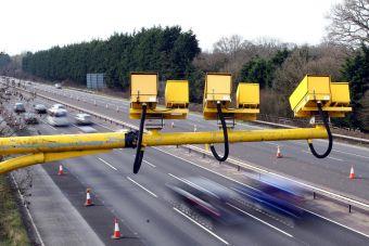 Британская полиция призналась, что скоростные камеры расставляются для заработка, а не повышения безопасности