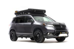 Honda запатентовала суббренд Trailsport для внедорожных модификаций