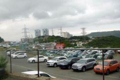 Авторынок Владивостока: рост цен в Японии сократил поставки