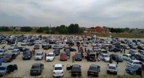 Авторынок Хасавюрта: количество машин оставляет желать лучшего