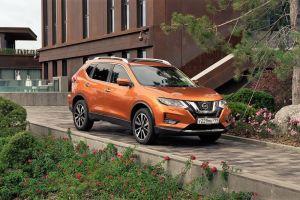 В России подорожали два популярных кроссовера Nissan