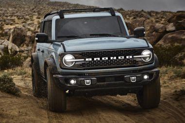 Ford фиксирует ажиотажный спрос на новый Bronco