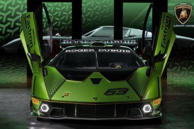 Lamborghini представила новую 830-сильную модель