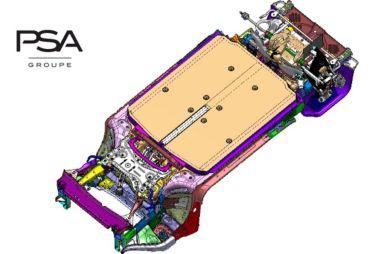 PSA создала новую платформу для электромобилей