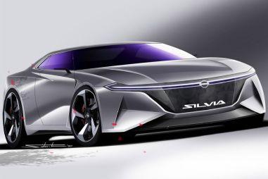 Дизайнер Lada нарисовал новый Nissan по мотивам Silvia S15